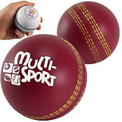 View a larger, more detailed picture of the Stress Cricket Ball