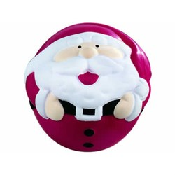 View a larger, more detailed picture of the Stress Santa