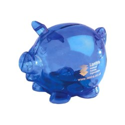 View a larger, more detailed picture of the DISC Printed Piggy Banks 12-14 wekk LT