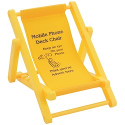 View a larger, more detailed picture of the Deck Chair Mobile Phone Holder