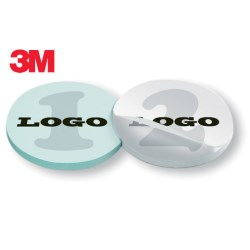 View a larger, more detailed picture of the DISC 3M Post-it Notes 2 in 1