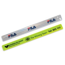 View a larger, more detailed picture of the Hi Vis Slap Band - Adult