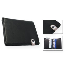 View a larger, more detailed picture of the DISC Leather Credit Card Case
