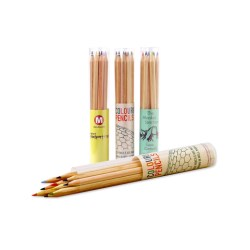 View a larger, more detailed picture of the DISC Recycled Colouring Pencils
