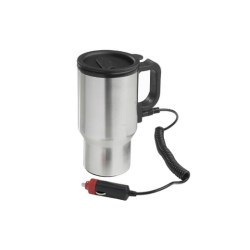 View a larger, more detailed picture of the DISC 400ml Travel Mug & In Car Adaptor