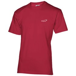 View a larger, more detailed picture of the Slazenger Heavy T-Shirt - Coloured