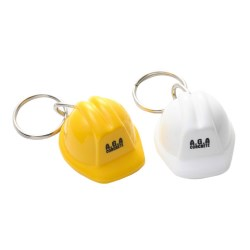 View a larger, more detailed picture of the DISC Hard Hat Keyring - 2 day