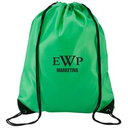 View a larger, more detailed picture of the Economy Drawstring Bag - 2 Day