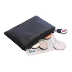 View a larger, more detailed picture of the DISC Leather Coin Purse