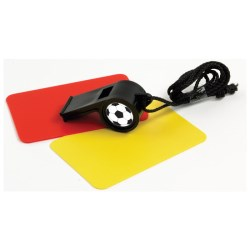 View a larger, more detailed picture of the Referee Pack