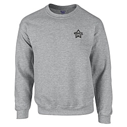 View a larger, more detailed picture of the Gildan Heavyweight Sweatshirt - Printed