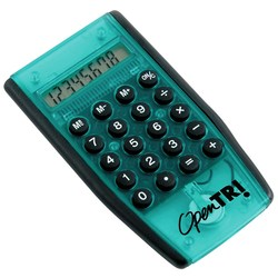 View a larger, more detailed picture of the Handy Calculator - 3 Day