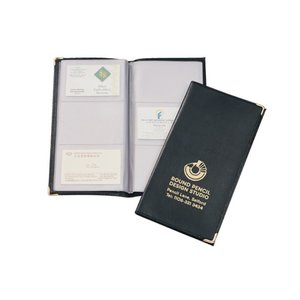 DISC Promotional Business Card Holder Main Image