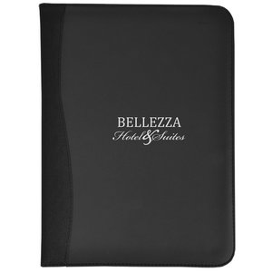 DISC Ambassador A4 Zipped Conference Folder Main Image
