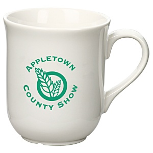 Promotional Bell Mug - White Main Image