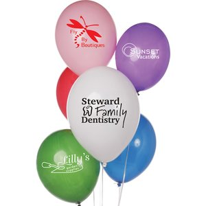 "Promotional Balloons 12"" Main Image"