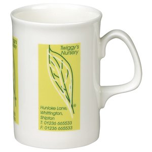 Opal Bone China Mug Main Image