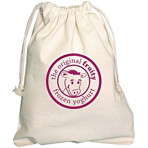 Drawstring Eco-Pouch - Large Main Image