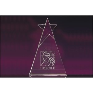 Optical Crystal Star Award Main Image