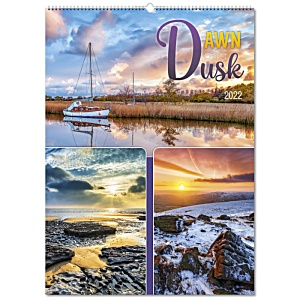 Wall Calendar - Dawn and Dusk Main Image