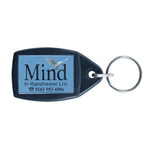DISC Recycled Adview Keyring