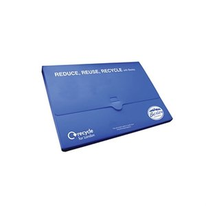 DISC Recycled A4 Document Wallet
