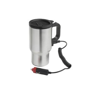 DISC 400ml Travel Mug & In Car Adaptor