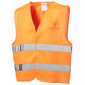 Hi Vis Safety Vest - Yellow