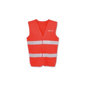 USE 600569   Hi Vis Safety Vest - Orange Main Image