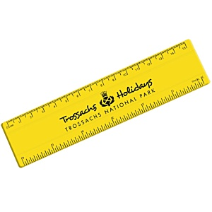 Recycled Plastic Ruler - 15cm Main Image