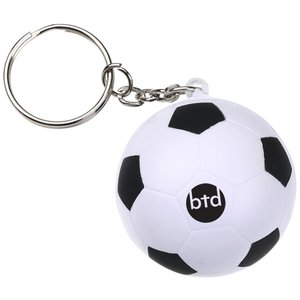 Stress Football Keyring