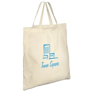Eco-Friendly Short Handled Tote Bag - 2 Day
