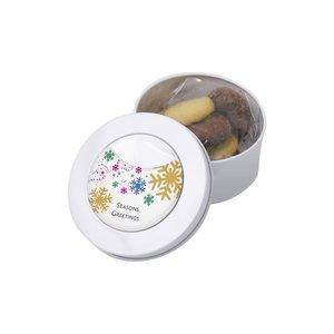 DISC Treat Tin - Mini Cookies