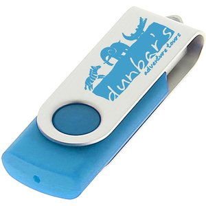 2gb Twister Promotional Flashdrive