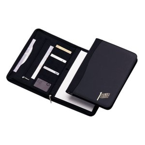DISC Ambassador A4 Zipped Conference Folder - 2 Day Main Image