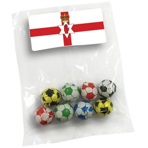 Bag of Chocolate Footballs