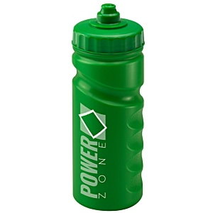 500ml Finger Grip Sports Bottle - Valve Cap Main Image