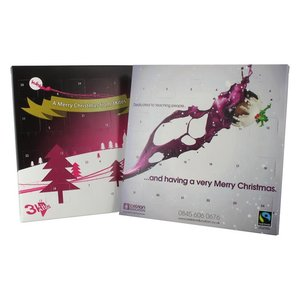 DISC Fairtrade Desktop Advent Calendar Main Image
