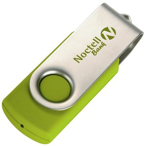 2gb Twister Promotional Flashdrive - 7 Day