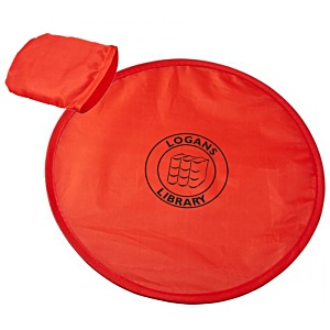 Fold Up Frisbee Main Image