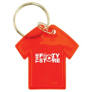 DISC Shaped Keyring - T-Shirt Main Image