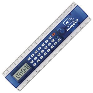 20cm Ruler with Calculator Main Image