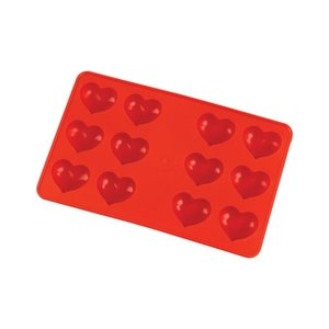 DISC Ice Cube Tray - Heart Main Image