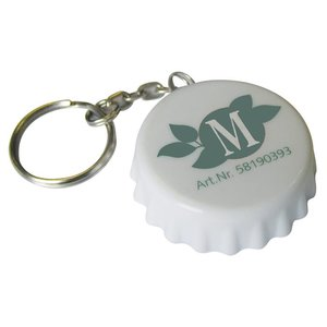 DISC Keyring Bottle Top Opener Main Image