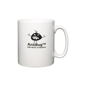 DISC Cambridge AntiBug Mug - White Main Image