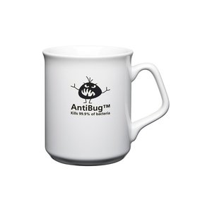 DISC Sparta AntiBug Mug - White Main Image