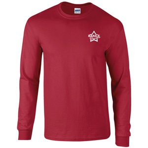 Gildan Ultra Long Sleeve Tee - Coloured Main Image