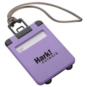 Taggy Luggage Tag - Pastels Main Image