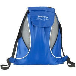 DISC Sports Drawstring Bag Main Image