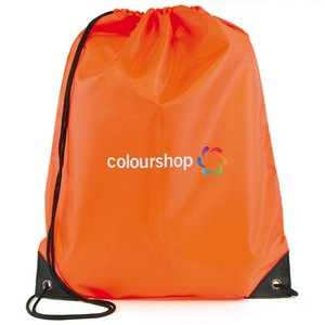 Essential Drawstring Bag - Full Colour